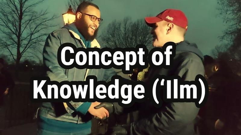 Epistemology 'Ilm Of Allah   Mohammed Hijab Vs Hard philosophical Skeptic   Speakers Corner