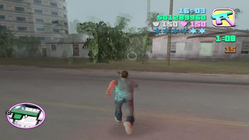 GTA Vice City Жажда смерти 23