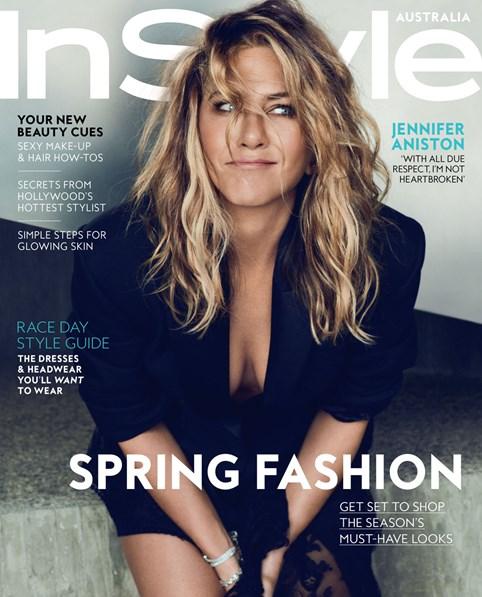2018-10-01 InStyle Australia Magazine