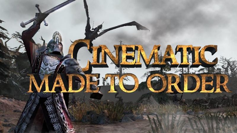 BFME: Cinematics to order for Mastero