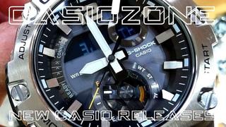 Casio G-SHOCK GST-B300E-5A Carbon core guard 2021