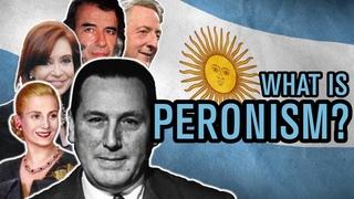 What is Peronism? | BadEmpanada