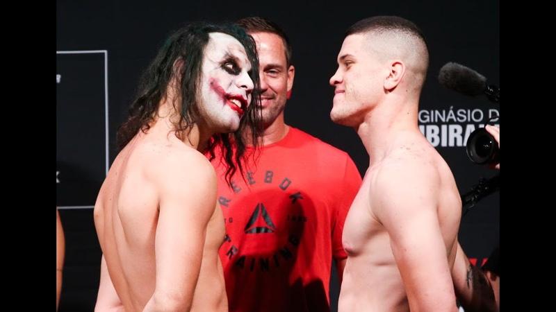 Mejores Careos De La Historia De UFC