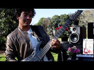 Sultans of swing (Dire Straits) - Amazing performance - Guitar cover by Damian Salazar