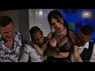 5 Megan Inky / Нации Растянутых Анальных Дыр (Extreme DP, DAP, Creampies) [2021, Group Sex, Anal, Double Penetration, 1080p]
