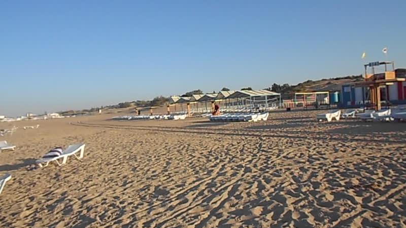анапа пляж 2020