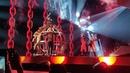 Eurovision 2019 Iceland First Semifinal Jury Rehearsal Hatari Hatrio Mun Sigra