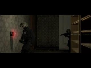 Реальные кадры штурма дома Хованского
