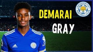Demarai Gray • Genius Skills • Amazing  Goals • Lester