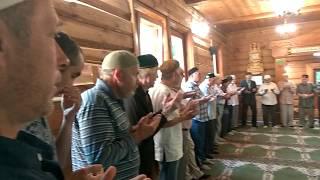 Жомга намазы 17 08 2018 Мечеть Медина