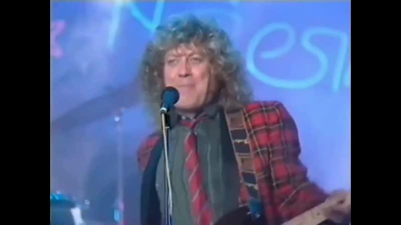 Slade Run Runaway Swedish TV 1984