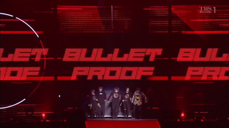 BTS - Intro We Are Bulletproof Pt.2 from BTS Japan Official Fanmeeting vol.5 [Magic Shop] in Osaka