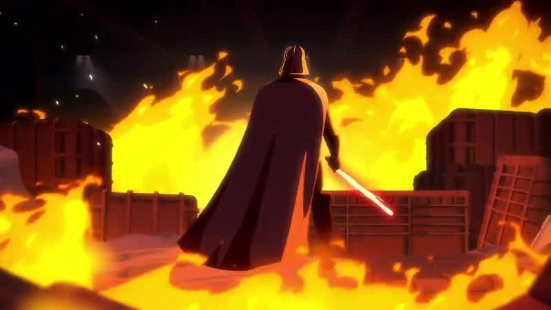 Звёздные Войны: Галактика Приключений Дарт Вейдер против Повстанцев на Хоте Sub Toon Inc.