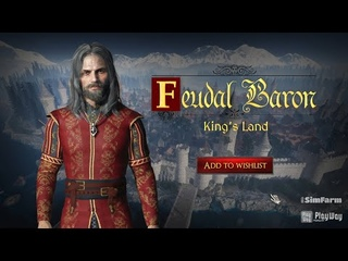 Feudal Baron: King's Land - Trailer