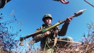 Стрельбы гранатометчиков ВВО в рамках контрольной проверки по итогам летнего периода обучения