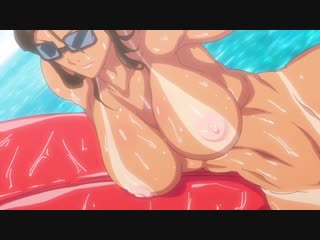 Nudist Beach ni Shuugakuryokou de!! The Animation - 1 русские субтитры